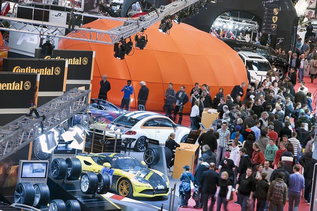 Über 340 000 Besucher auf der Essen Motor Show erwartet