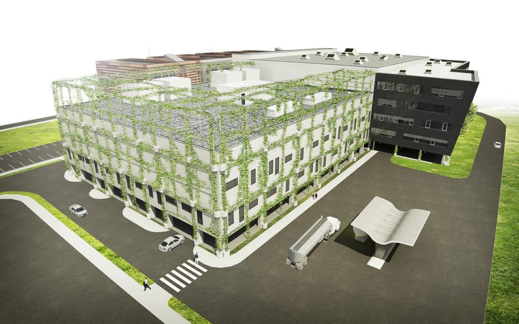 Škoda baut neues Motoren-Testzentrum