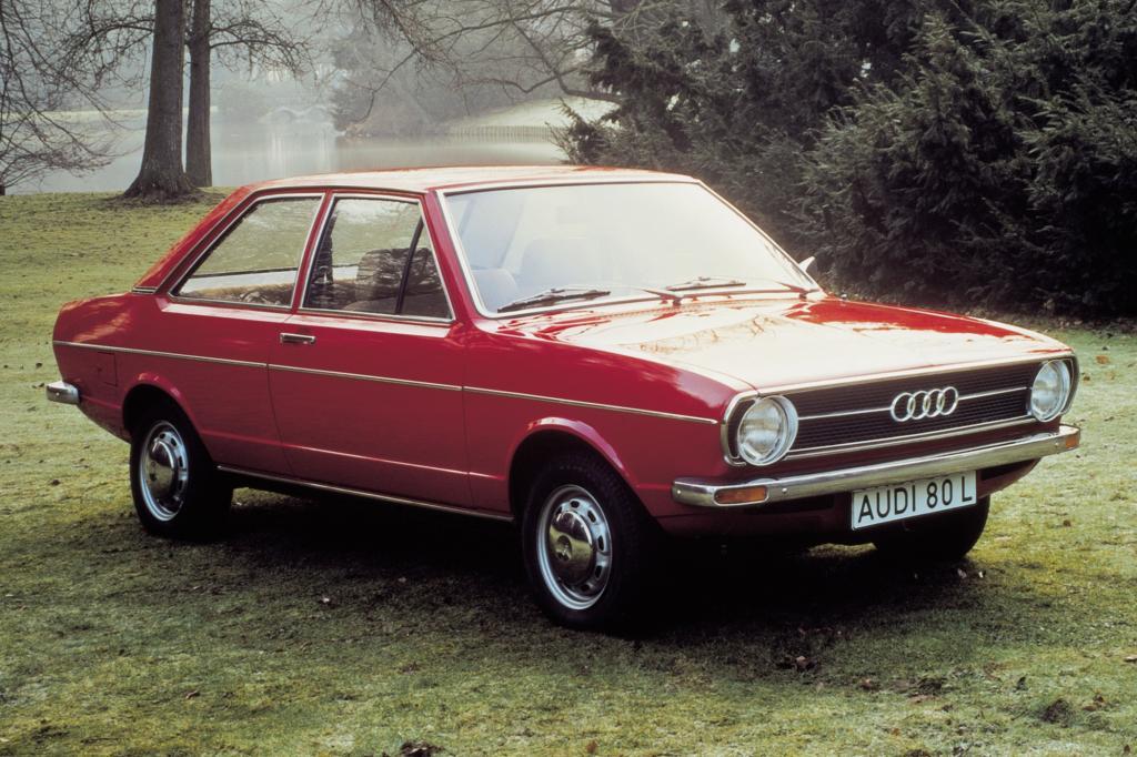 40 Jahre Audi 80 (Typ B1)