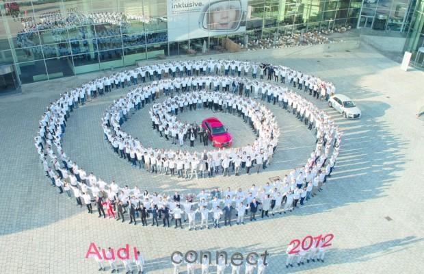 700 Auszubildende beginnen ihr Berufsleben bei Audi