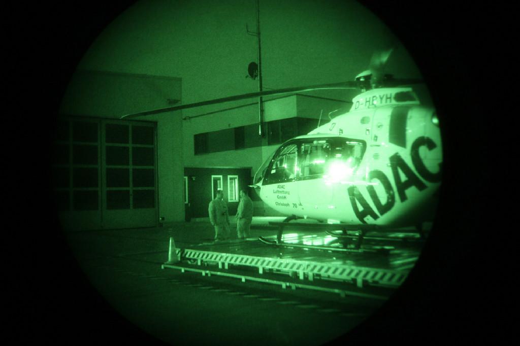 ADAC-Luftrettung: Besatzung von
