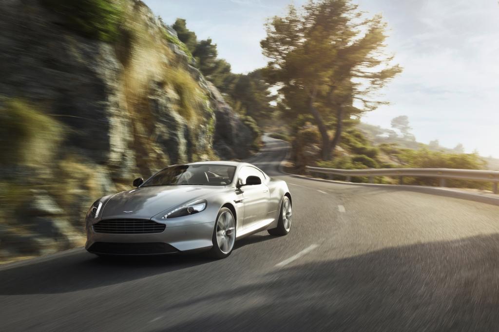 Aston Martin hat den DB9 überarbeitet