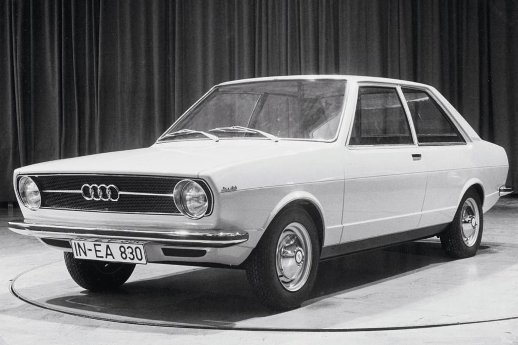 Audi 80 Designentwurf