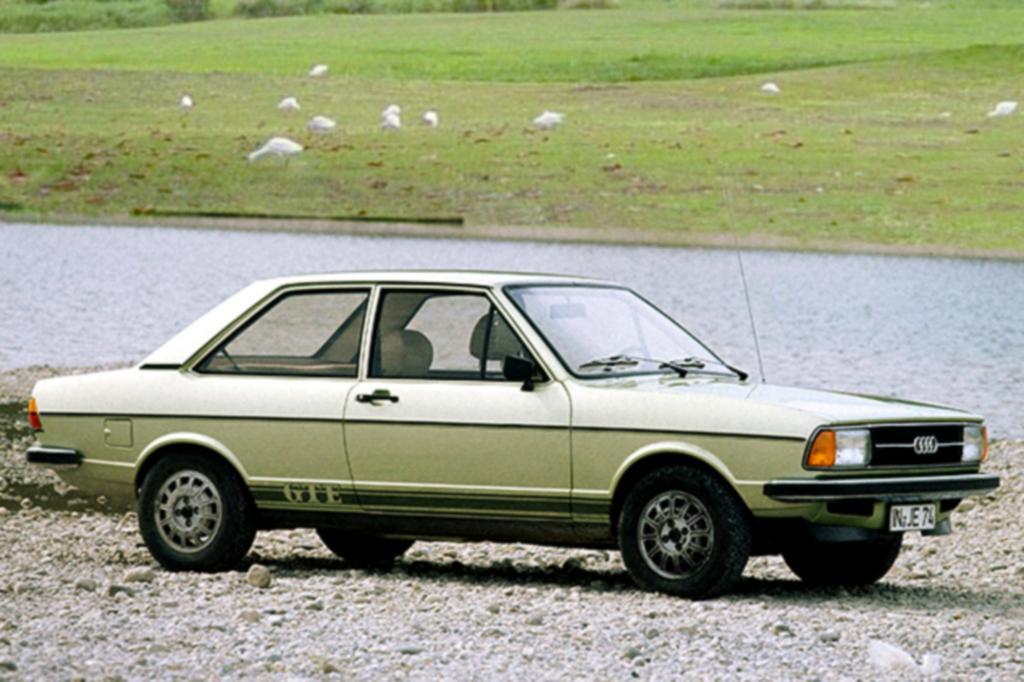 Audi 80 GTE ab 1976