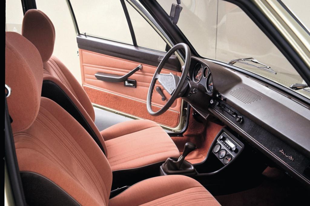 Audi 80 ab 1977