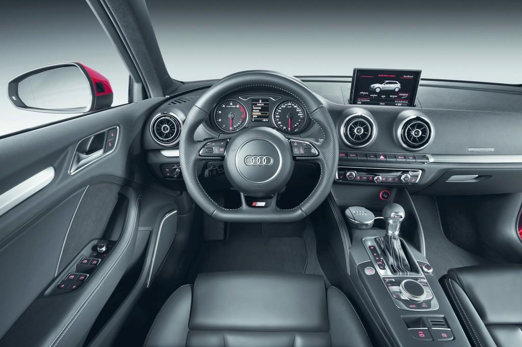 Audi A3 Sportback: Internet mit Laderaum