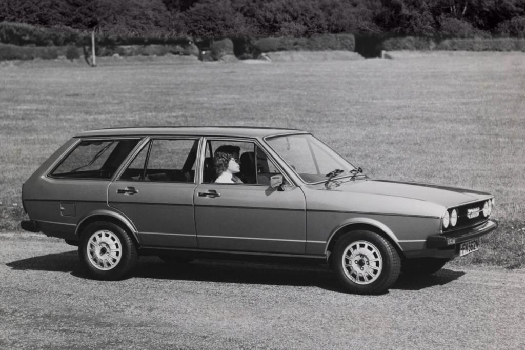 Audi Estate ab 1974