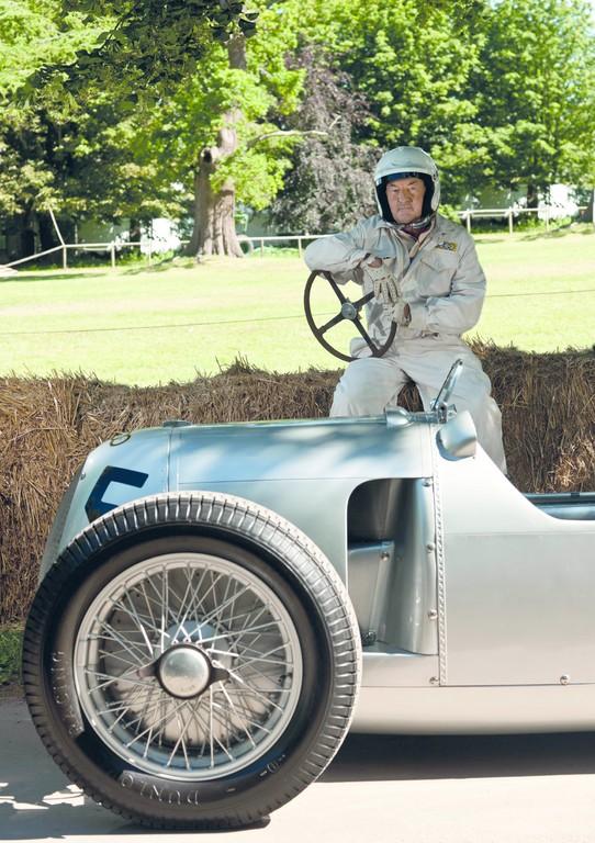 Audi in Goodwood: Erinnerungen an die Silberpfeil-Ära