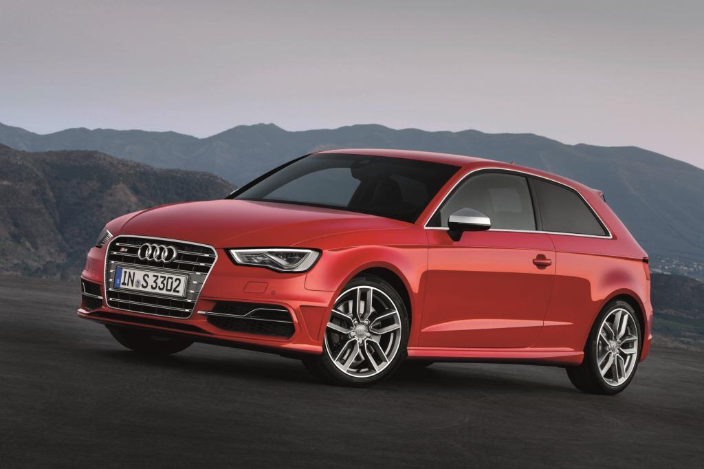 Audi legt den S3 neu auf