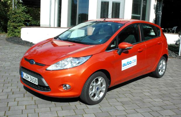 Auto im Alltag: Ford Fiesta