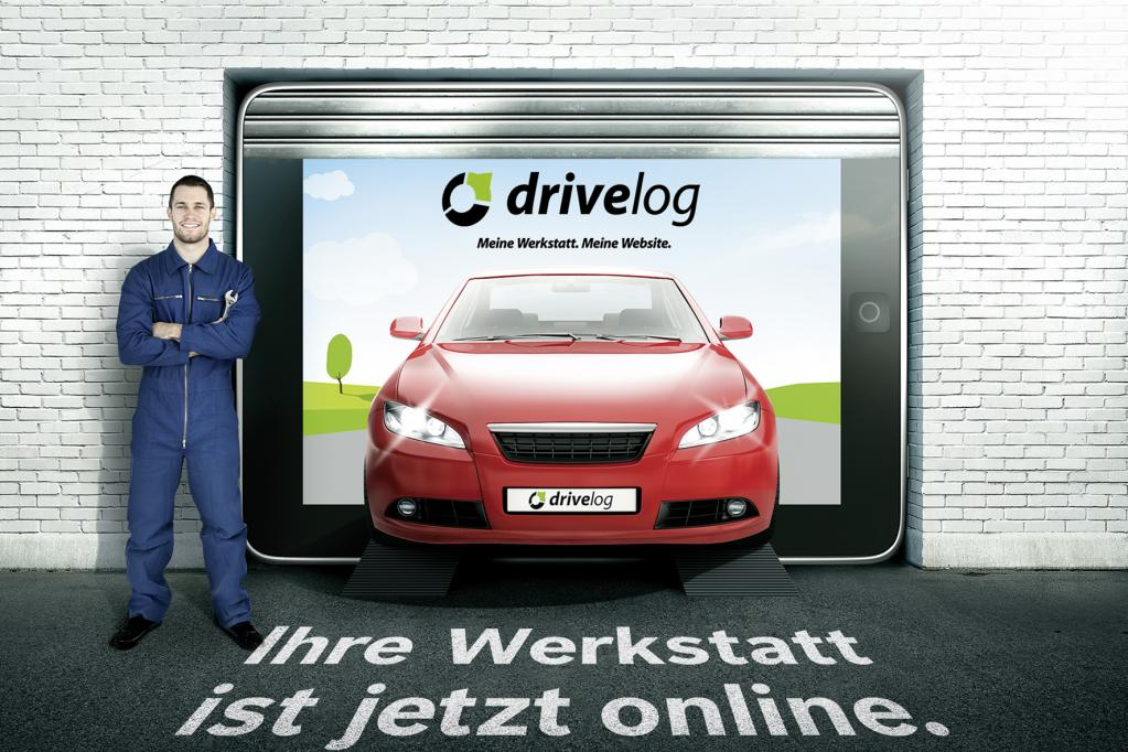 Automobil unterwegs im Internet – Drivelog