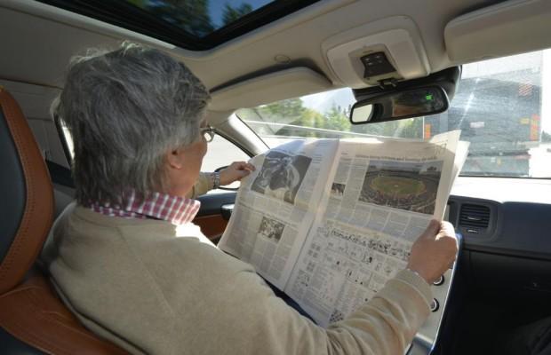 Autonomes Fahren - Volvo nimmt dem Fahrer das Lenkrad aus der Hand
