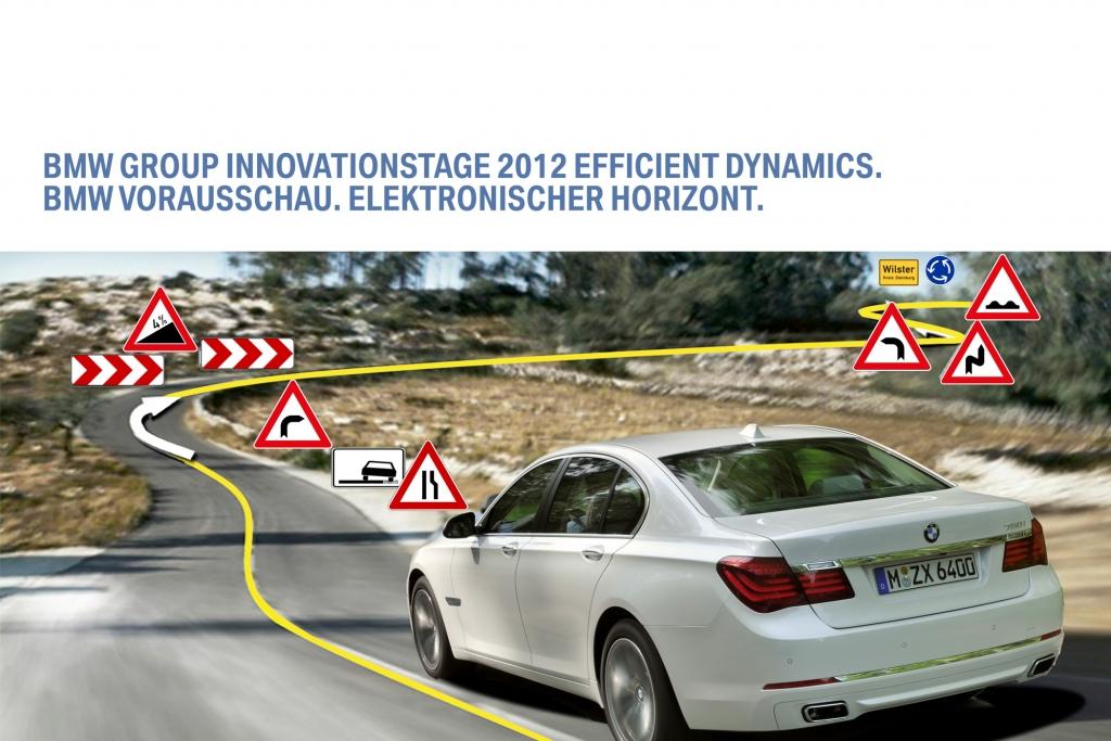 BMW Assistenzsysteme - Mein Auto spart voraus