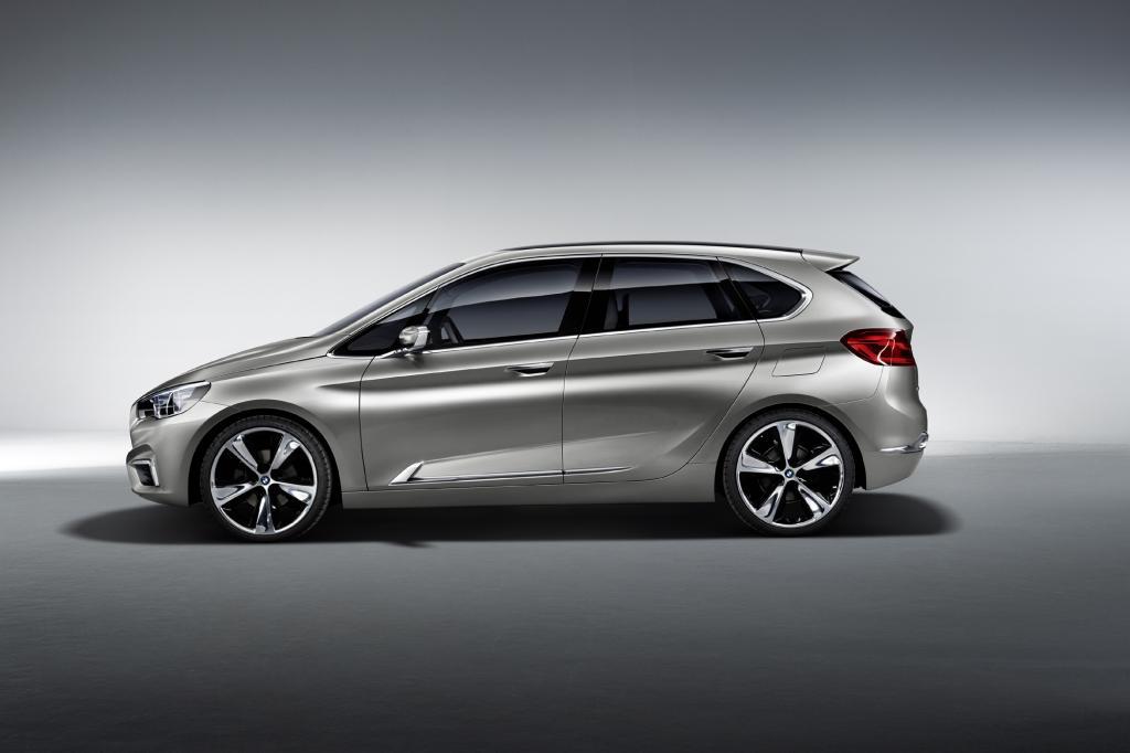 BMW entdeckt die Raumfahrt