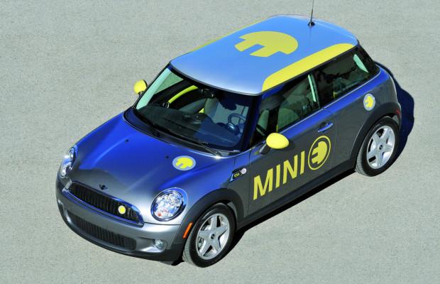 BMW sucht noch einmal Testfahrer für den Mini E