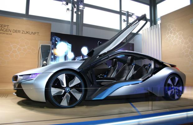 Born Electric: BMW bereitet die Welt auf die i-Modelle vor