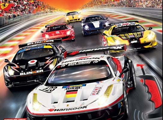Carrera startet am Hockenheimring die Challenge Tour 2012