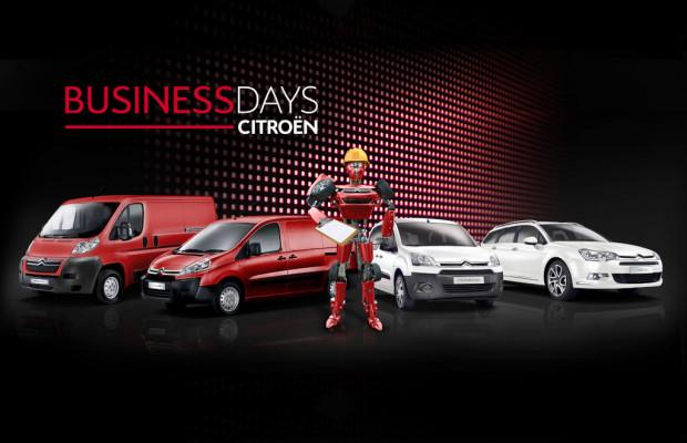 Citroën startet mit Firmenkundenoffensive