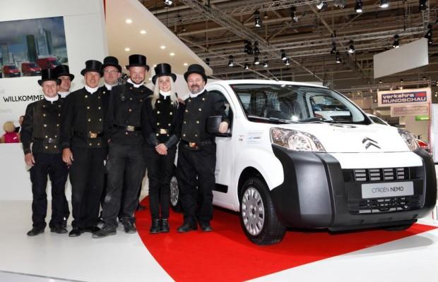 Citroen: Nutzfahrzeugprogramm mit Branchenlösungen