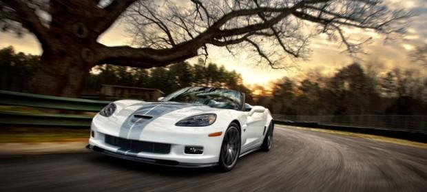 Corvette feiert 60. mit Sonderedition - Bild: Chevrolet