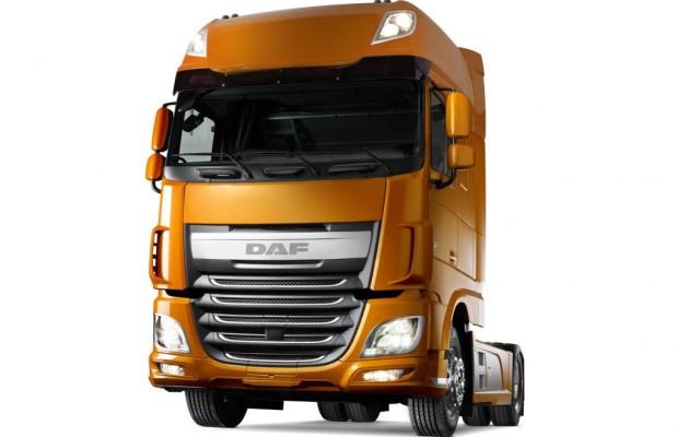 DAF macht Lkw-Fahrer spritbewusster