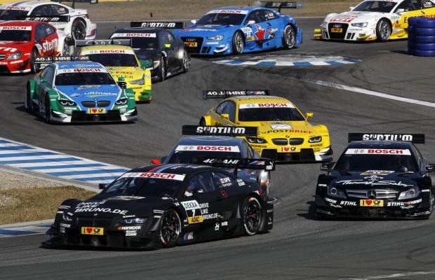 DTM: BMW wahrt sich Titelchancen