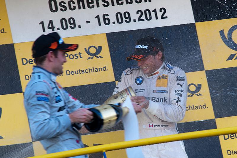 DTM Rennen: 8. Lauf in Oschersleben