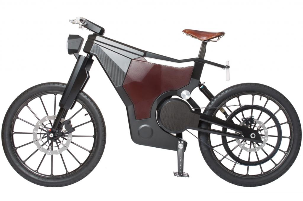 Das Highend-E-Bike soll rund 119.000 Euro kosten