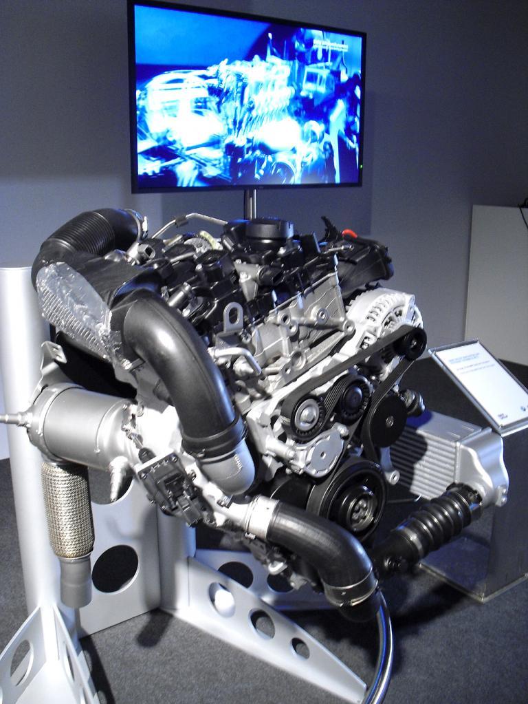 Das kompakte BMW-Triebwerk lässt Einsätze vom Mini über 1er und 3er bis zum i8 zu.