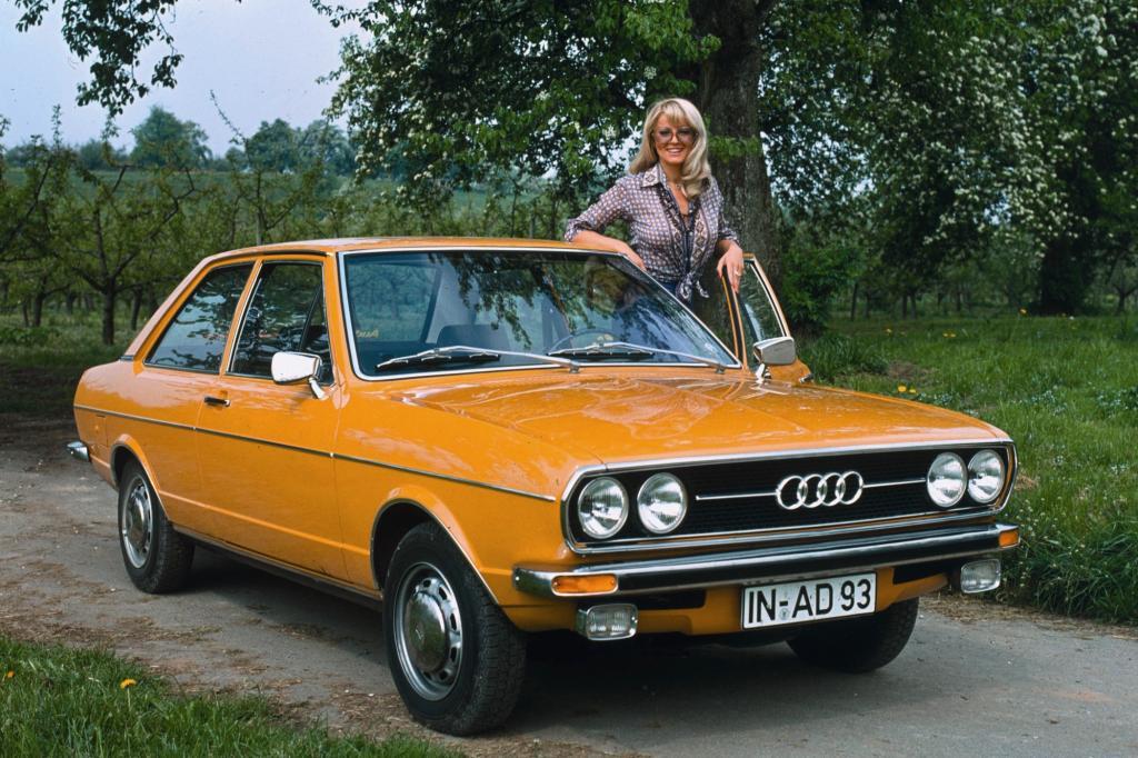Der Audi 80 bescherte den Ingolstädtern den ganz großen Durchbruch in der Mittelklasse