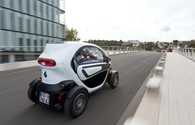 Der Renault Twizy wird wetterfester