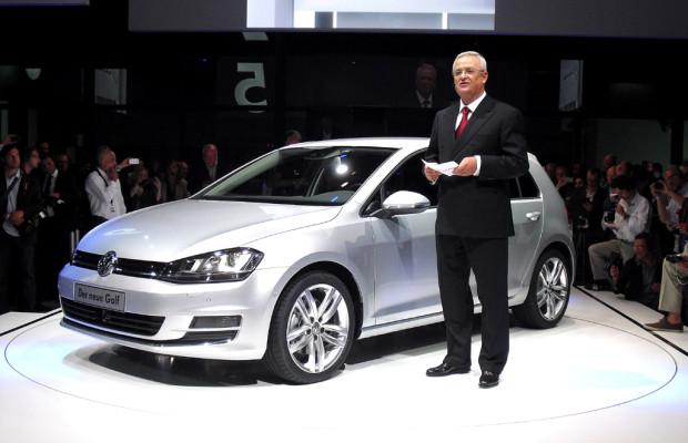 Der Siebte: VW kündigt Marktstart des neuen Golf für November an