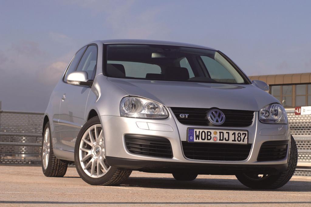Der VW Golf kann auch in den älteren Generationen überzeugen
