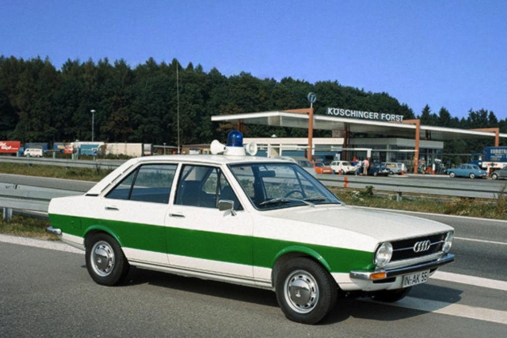 Der neue Audi 80 ließ etablierte Konkurrenten schlagartig alt aussehen