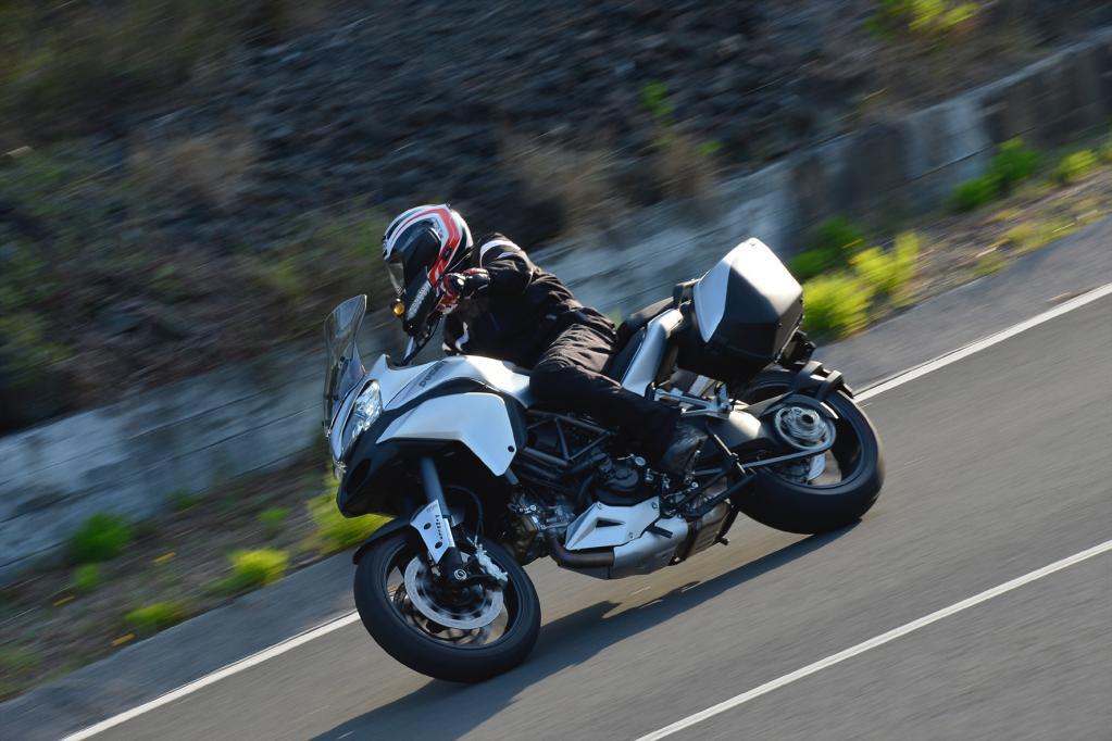 Ducati Multistrada 1200: Das 4-in-1-Motorrad