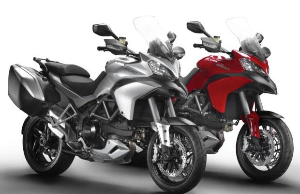 Ducati Multistrada - eine 1200 S mit verschiedenen Charakteren