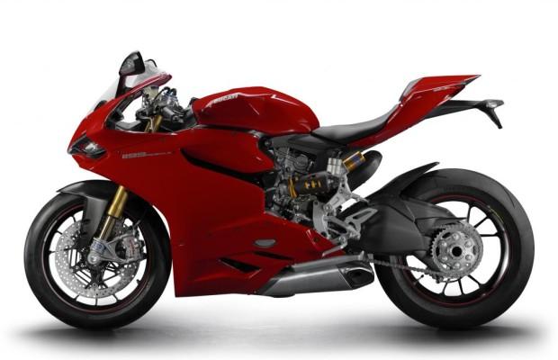 Ducati auf dem Pariser Automobilsalon - Emotionen auf zwei Rädern