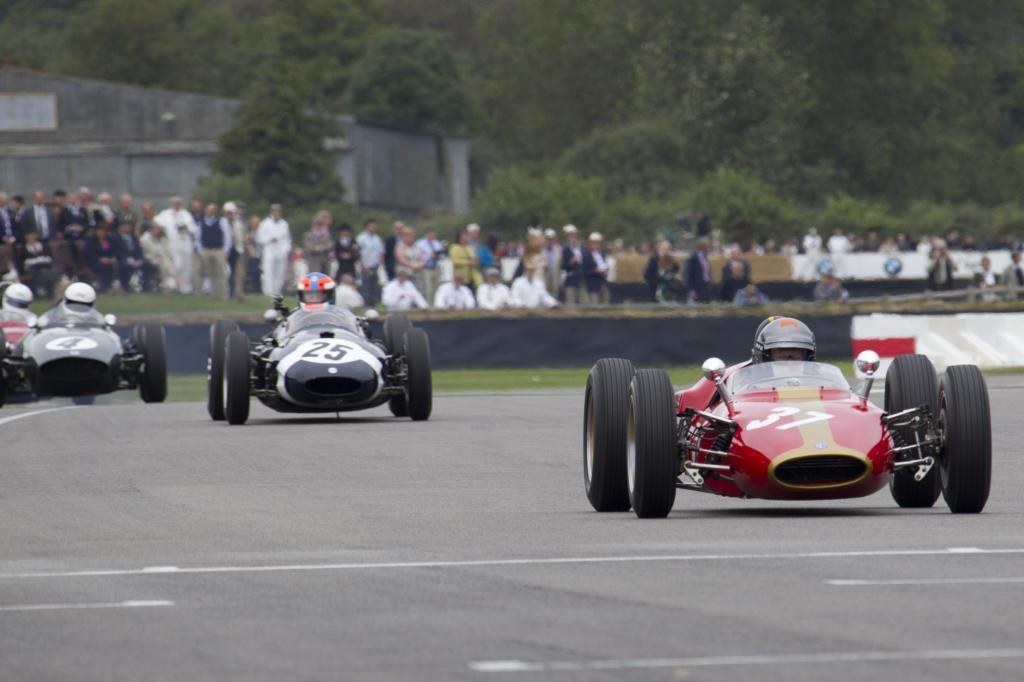 Ein einzigartiges Weekend mit historischem Motorsport.