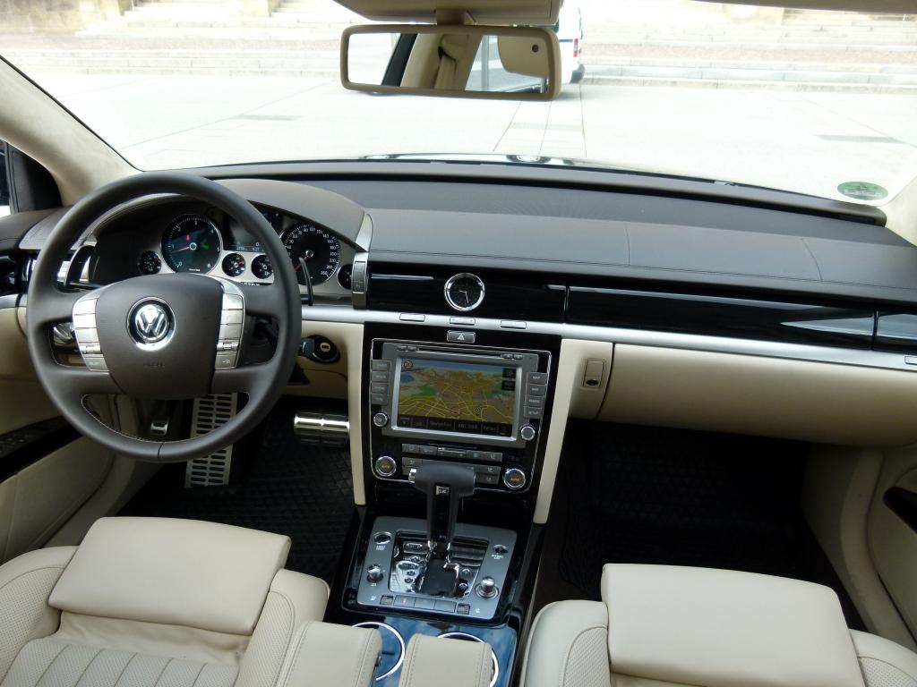 Eleganz und Kraft: Der VW Phaeton im Testbericht