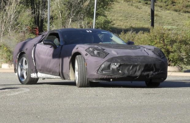 Erwischt: Chevrolet Corvette – Ein amerikanischer Sportwagen