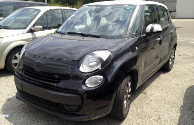 Erwischt: Fiat 500XL – Der schönere Multipla?