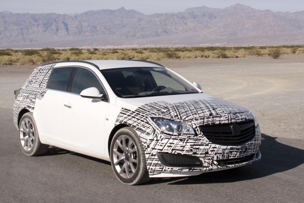 Erwischt: Opel Insignia Facelift – Mehr als nu rein Facelift