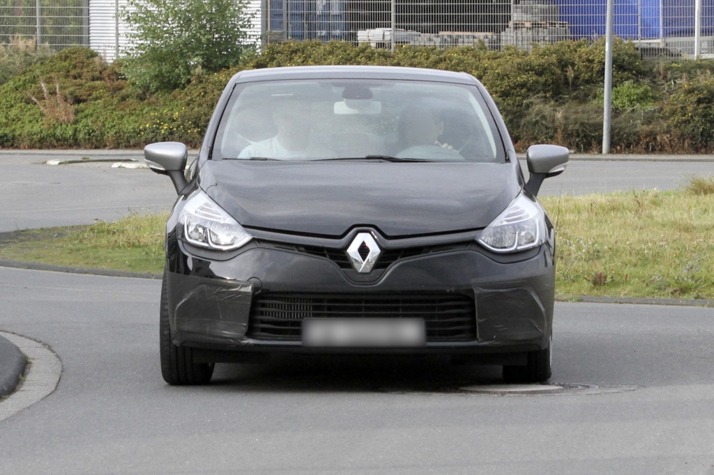 Erwischt: Renault Clio GT mit neuem Antrieb