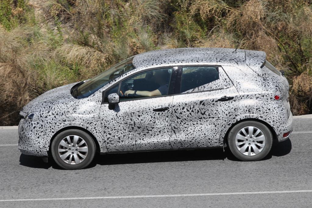 Erwischt: Renault Clio SUV – Erwachsen geworden