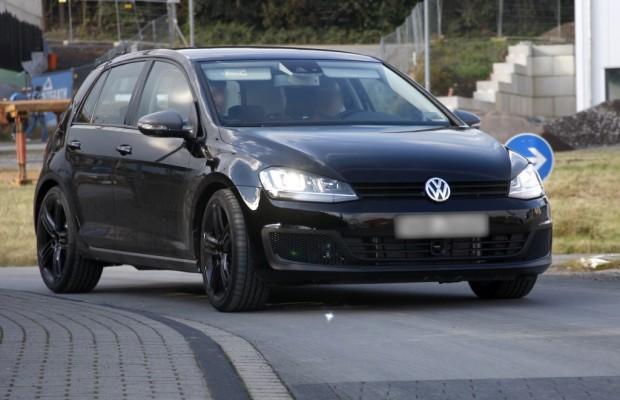 Erwischt: VW Golf VII R - Der sportliche Golf