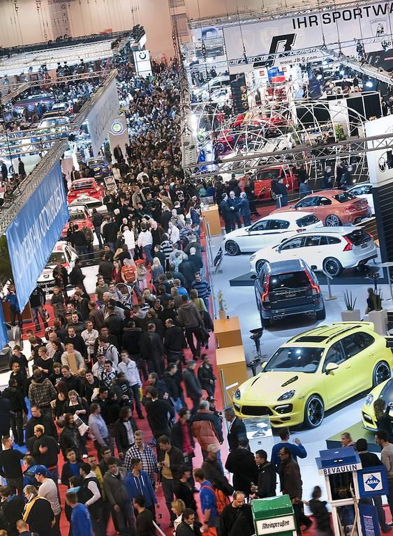Essen Motor Show erstmals mit Motorsport-Kongress