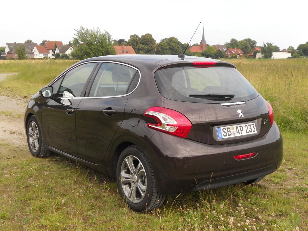 Fahrbericht Peugeot 208: Auf Eroberungskurs
