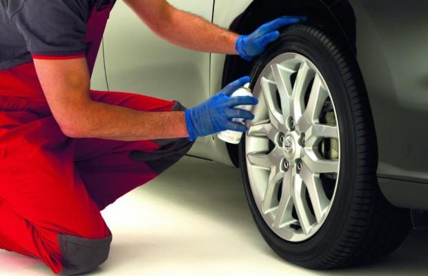 Fahrzeugpflege - Saubere Versiegelung
