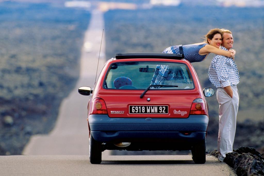 Fast 2,5 Millionen Käufer konnte der kleine Renault in 15 Jahren gewinnen