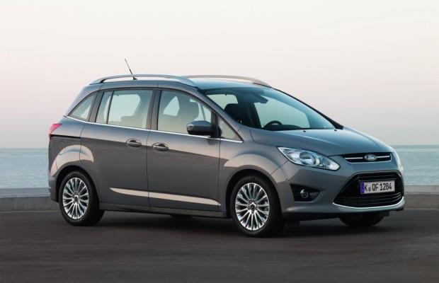 Ford C-Max und Grand C-Max jetzt mit Downsizing-Motor